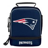 New England Patriots Insulated Lunch Box, Use for Hot & Cold Food & Drinks